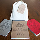 Little Bag Of Books - Letterpress Printed