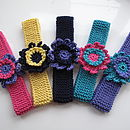 Bright Handmade Headband