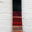 Painters Border - Red