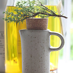 Vinaigrette Jug - dining room