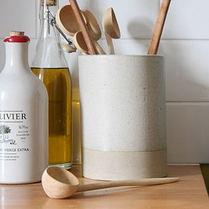 Utensil Jar - kitchen accessories