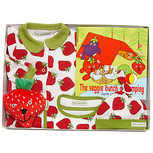 Stewart Strawberry Luxury Collection Gift Box