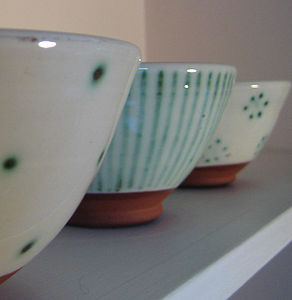 Handmade Earthenware Bowl - serving dishes