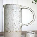Stoneware Carafe
