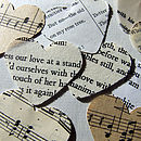 Poetry And Music Rose Personalised Artwork