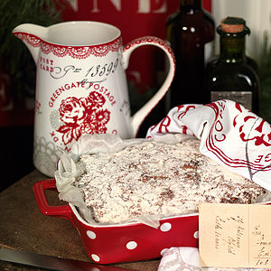 Large Hand Finished Fay Red Jug - crockery & chinaware