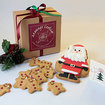 Santa And His Mini Helpers Cookie Feast