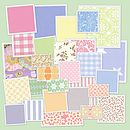 Pastels Fabric Scheme