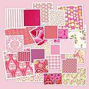 Pinks Fabric Scheme