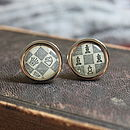 Chess Lovers Cufflinks
