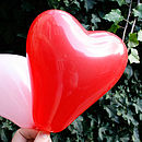 Heart Balloon Pack