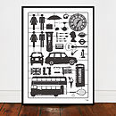 Airfix London Screen Print Large