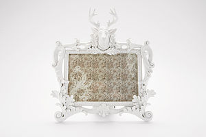 White Deer Frame