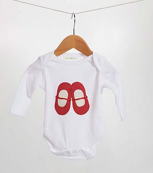 Spot Shoes Bodysuit