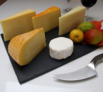 Cheese Not Cake Cheese Slate