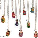 Necklace: Russian Doll