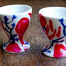 A Pair Of Poppies Egg Cup