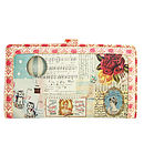 Patchwork Vintage Style Wallet