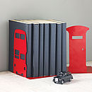 London Transport And British Icon Bookend
