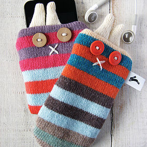 Media Mitten - technology gifts