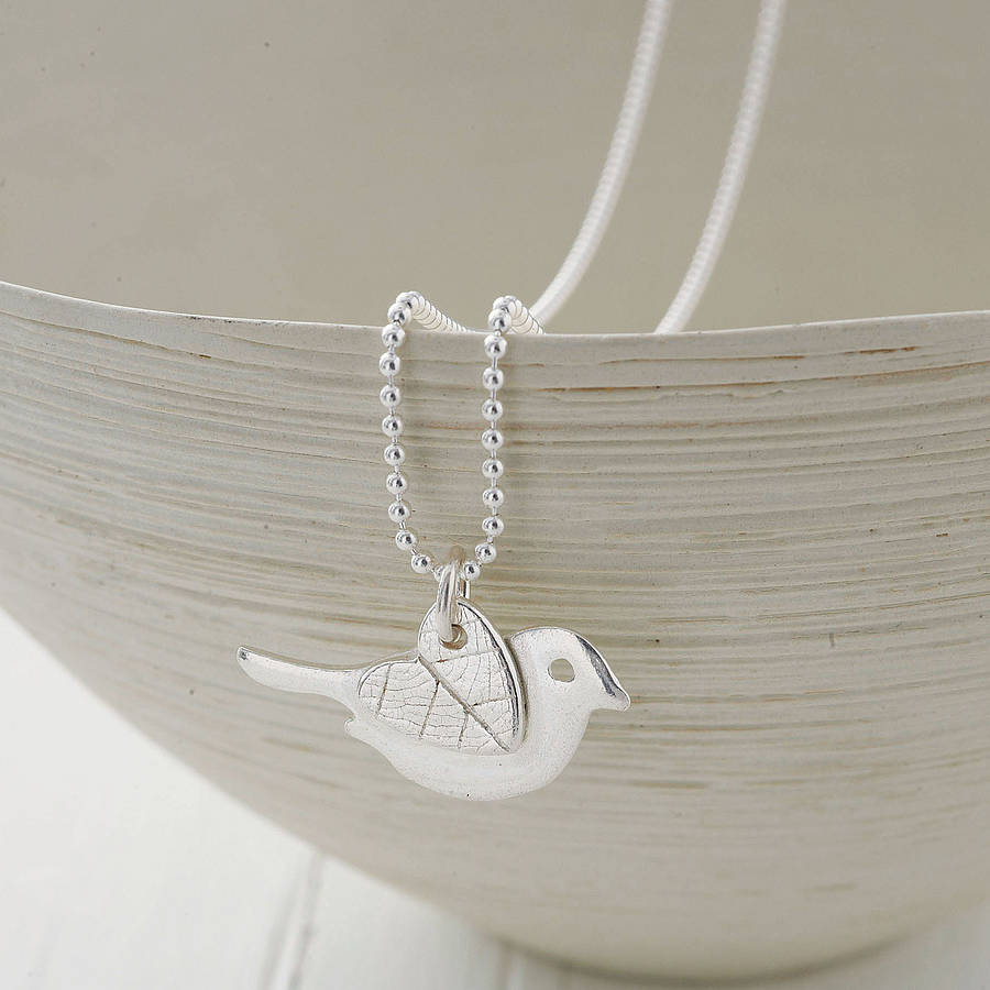 on long from accessories chain item animal in gifts love cute pendant creative necklaces enamel women birds bird branch six jewelry thin best necklace friend