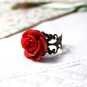 Cathy Rose Ring - gifts for teenage girls