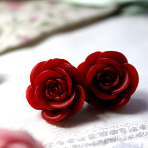 Cathy Rose Earrings - gifts for teenagers