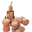 Giant Multi Cork Stool/Table Of 1000 Corks