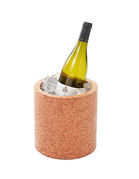 Premium Cork Wine Cooler