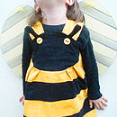 Bumble Bee Play Dress