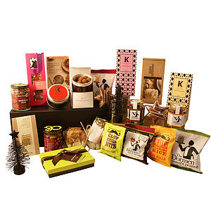 Christmas Party Hamper - boxes & hampers