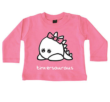 'Tinkersauraus' Child's T Shirt