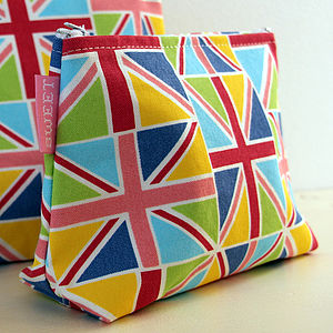 Happy Jack Cosmetic Bag - make-up & wash bags