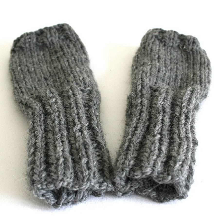 Alpaca Mittens Knitting Pattern : hand knitted alpaca fingerless gloves by pebble & chalk notonthehighstr...