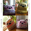 Plump Flump Beginner Knit Kit *Personalised*