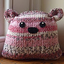 TWO Plump Flumps Knitting Kit *Personalised*