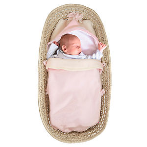 Fleece Baby Nap Sack - soft furnishings & accessories