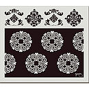Baroque Placemats