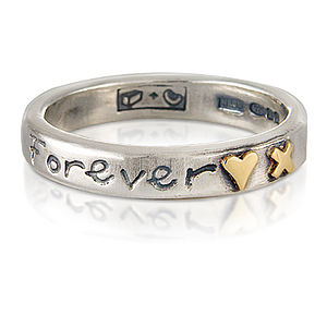 'Always & Forever' Ring - rings