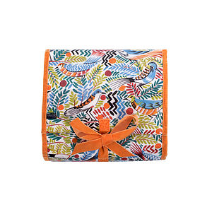 Egyptian Birds Weekender Washbag - wash & toiletry bags