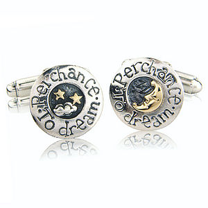 'Perchance To Dream' Cufflinks