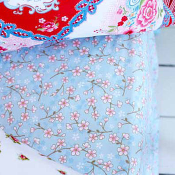 Blossom Fitted Sheets By PiP Studio