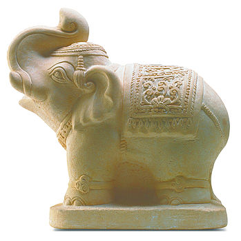Trumpet Elephant Umbrella Base