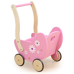 Daisy Dolls Pram - traditional toys & games