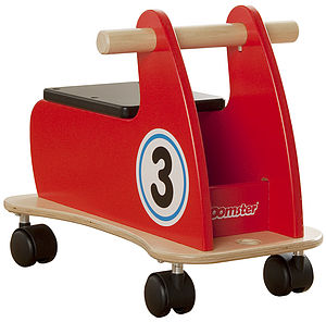 Zoomster Racer - traditional toys & games