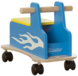 Zoomster Truck - traditional toys & games