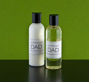 DAD Shaving Oil for Sensitive Skin 100ml - men's grooming & toiletries
