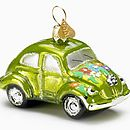Little Beetle Lime Hippy Flowers