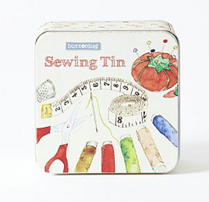Sewing Tin - sewing kits