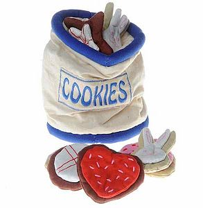 Fair Trade Cookie Jar Play Set